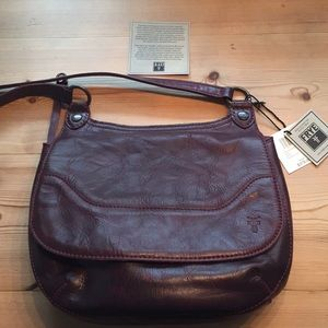 Frye Melissa saddle bag